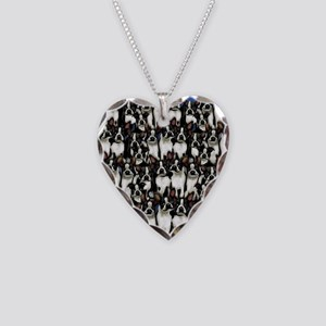 bostons copy Necklace Heart Charm