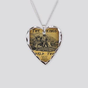 Viking World Tour Necklace Heart Charm