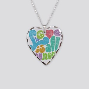 love-need2-T Necklace Heart Charm