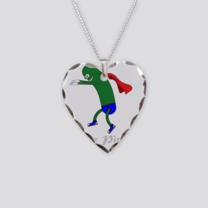 superpickle Necklace Heart Charm