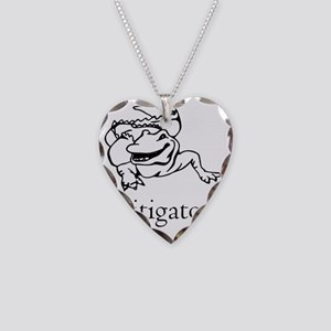 a litigator Necklace Heart Charm