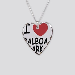 BALBOA_PARK Necklace Heart Charm