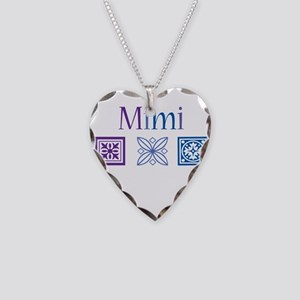 Mimi Craft Necklace Heart Charm