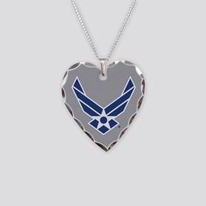 Air Force Symbol Necklace