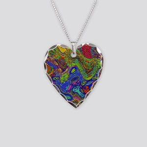 Psychedelic Necklace