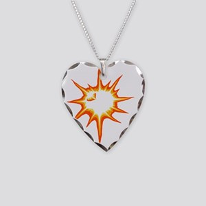 Total Eclipse of the Heartora Necklace Heart Charm