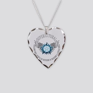 Supernatural protection Symbal Wings 03 Necklace