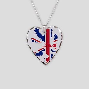 LionRampant23 Necklace Heart Charm