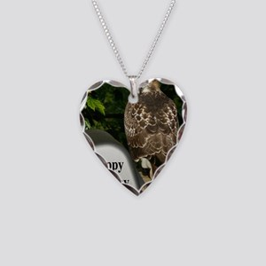 BDHawkPort Necklace Heart Charm