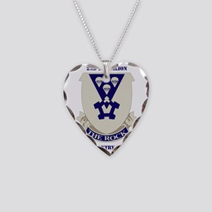 2ndBn-503rdInfBnwtext-1 Necklace Heart Charm