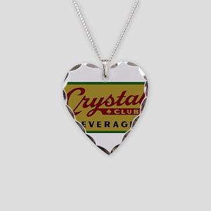 Crystal Club logo 10 Necklace Heart Charm