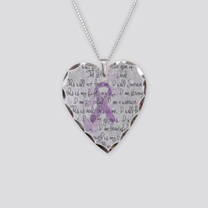 The Fight Necklace