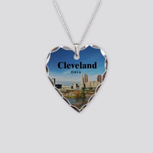 Cleveland Necklace Heart Charm