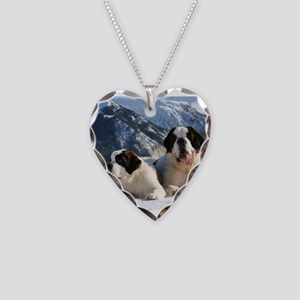 saint bernard group Necklace