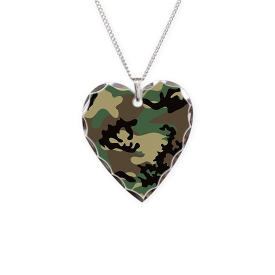 Necklace-Heart-Charm