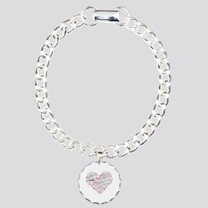 Chd Awareness Charm Bracelets Cafepress