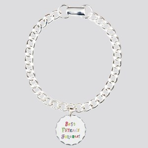 Best Friends Forever Charm Bracelet, One Charm