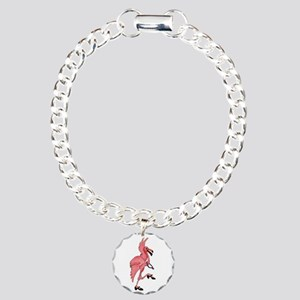 Flamingo Dancer Bracelet