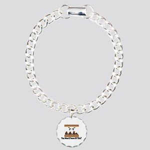 You Want S'more Of This? Charm Bracelet, One Charm