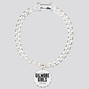 It's a Gilmore Girls Thing Charm Bracelet, One Cha