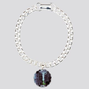 Genetically modified foo Charm Bracelet, One Charm