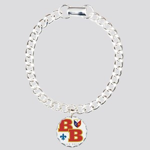 Cadien Breaux Bridge Mon Charm Bracelet, One Charm