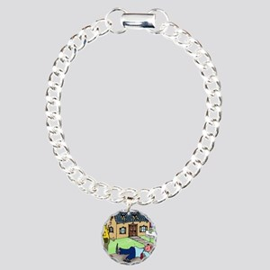 Thats Just an Estimate Charm Bracelet, One Charm