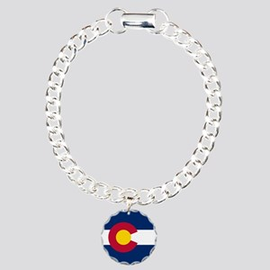 Colorado Flag Bracelet