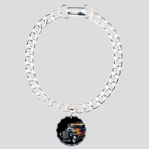Hot Rod Charm Bracelet, One Charm