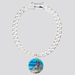 Trail of tears Charm Bracelet, One Charm