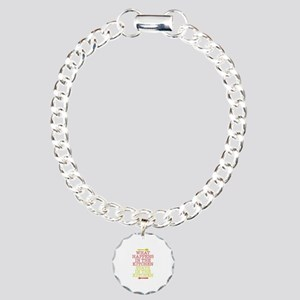 What Happens in the Kitc Charm Bracelet, One Charm
