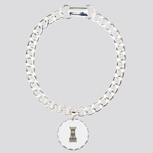 Chess Rook Bracelet