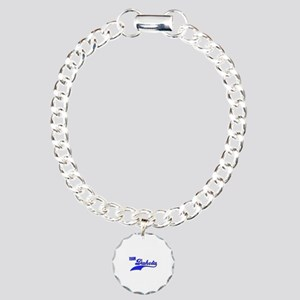 Team Dakota Charm Bracelet, One Charm