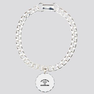 Infection Control Nursin Charm Bracelet, One Charm