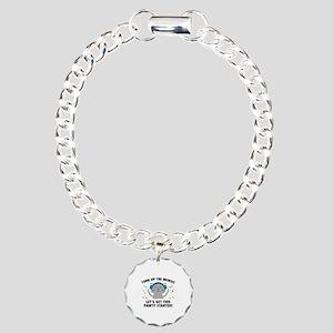 Turn up The Mewsic Charm Bracelet, One Charm