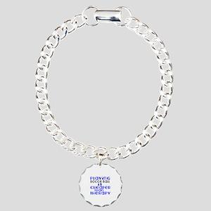 Bocce Ball Is Cheaper Th Charm Bracelet, One Charm
