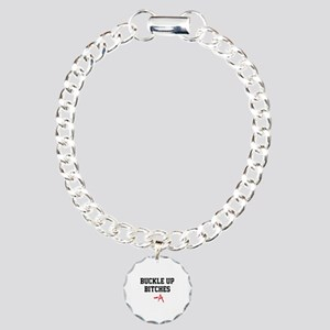 Buckle up, bitches- PLL Charm Bracelet, One Charm