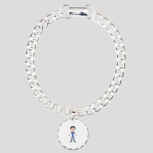 MALE STICK NURSE Bracelet