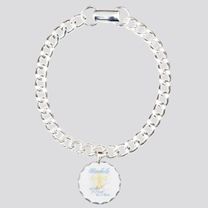 Little Bit of Heaven Charm Bracelet, One Charm