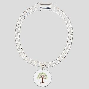 Oak Tree Bracelet
