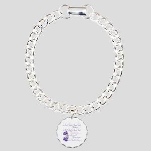 gonewiththewindmovie Charm Bracelet, One Charm
