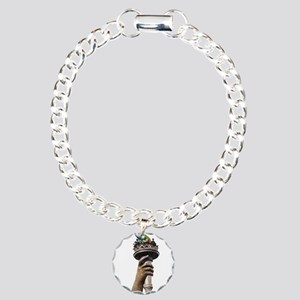 hand_and_torch Bracelet