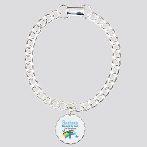 DELIGHTFUL 60TH Charm Bracelet, One Charm