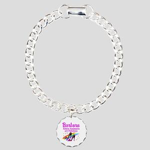 CUSTOM ADMIN ASST Charm Bracelet, One Charm
