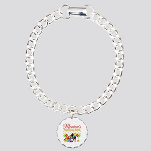 STYLISH 60TH Charm Bracelet, One Charm