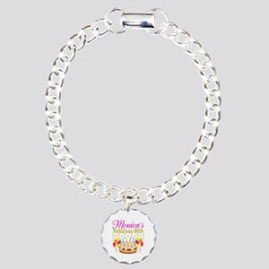 SNAZZY 60TH DIVA Charm Bracelet, One Charm