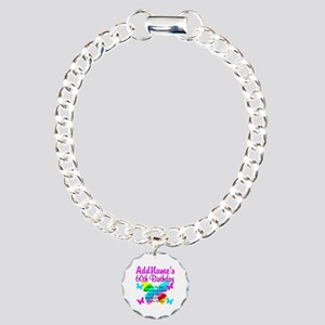 UPLIFTING 60TH Charm Bracelet, One Charm