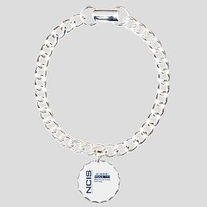 NCIS Gibbs' Rule #11 Charm Bracelet, One Charm