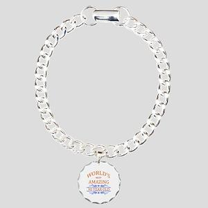 World's Most Amazing 90 Charm Bracelet, One Charm
