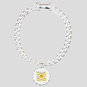 Faith Charm Bracelet, One Charm